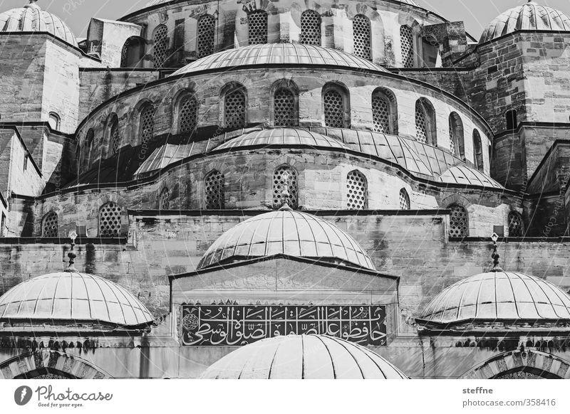 1005 Nächte | konjunktivische Wirbel für die Phantasie Istanbul Kirche Sehenswürdigkeit Wahrzeichen ästhetisch Religion & Glaube Blaue Moschee Islam