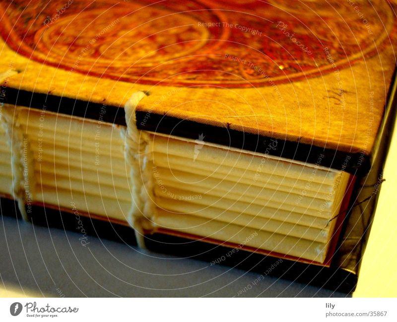mysterious book Buch Tagebuch Notizbuch lesen gebunden Makroaufnahme Nahaufnahme schreiben