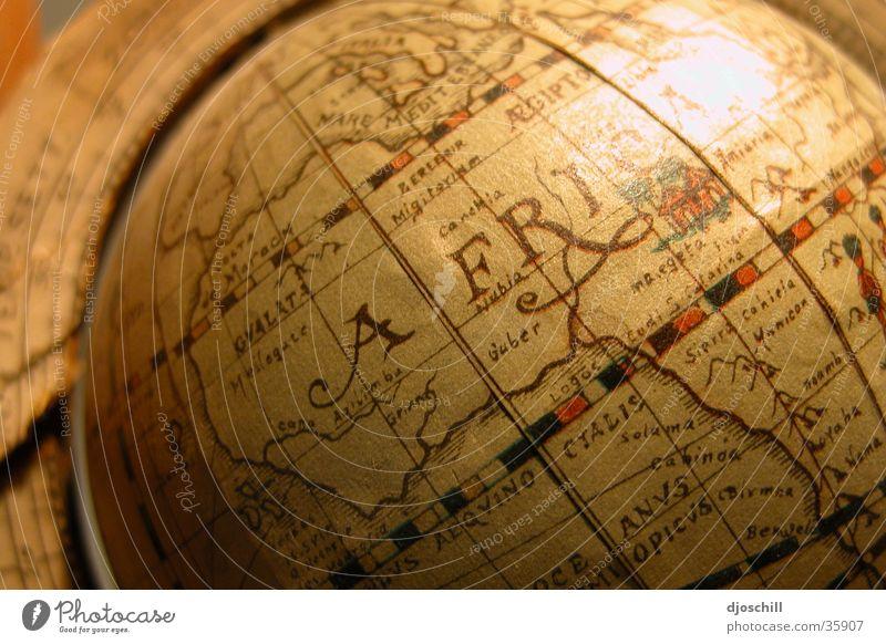 PLANET_WORLD_HISTOROCK alt Erde Ball Wissenschaften