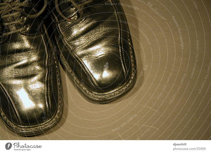 Schuhgemeinschaft schwarz Wege & Pfade Schuhe paarweise Lackschuhe