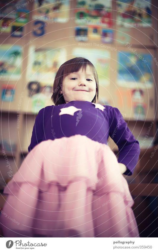 wenn ich mal groß bin werde ich... VI Spielen Mensch feminin Kleinkind Mädchen Leben Körper 1 18-30 Jahre Jugendliche Erwachsene Rock Gefühle Stimmung Freude