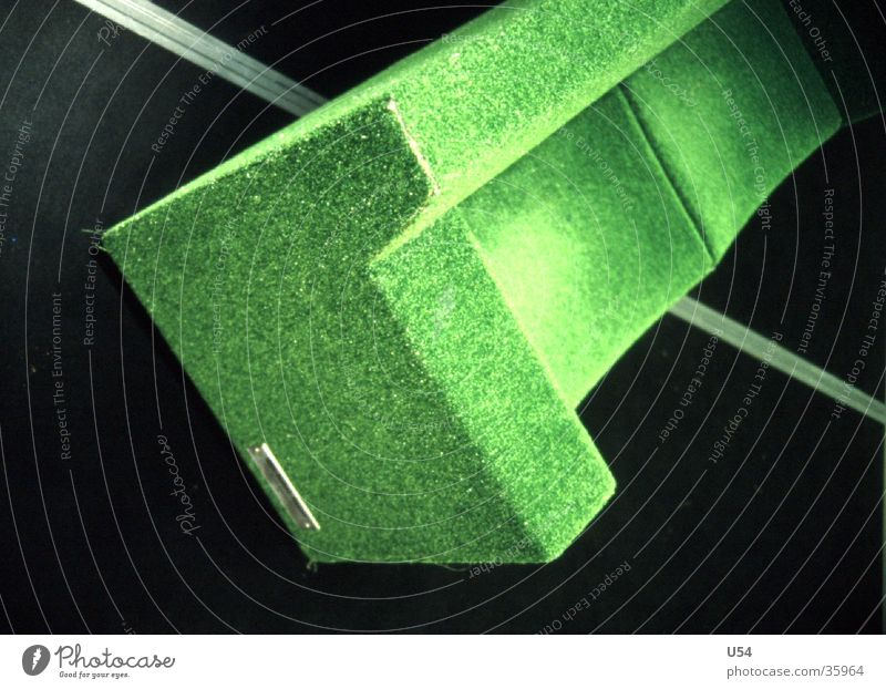 Art Sofa Sitzgelegenheit Potsdamer Platz grün obskur Austellung Farbe