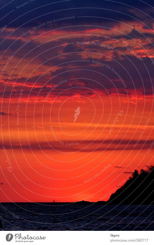 Himmel Natur weiß Sonne Baum Meer rot Wolken Strand schwarz gelb Berge u. Gebirge grau Hügel Gezeiten Ebbe
