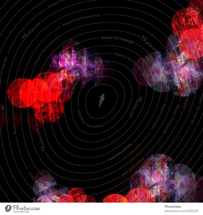 Lightly Dots Farbe Leben Gefühle Kunst Design Kreativität Lebensfreude Warmherzigkeit Kugel bizarr komplex abstrakt Muster Kultur