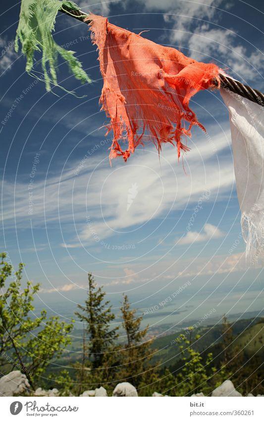 AST6 Inntal | Höhenglück Klettern Bergsteigen Umwelt Natur Landschaft Pflanze Urelemente Luft Himmel Wolken Frühling Sommer Herbst Klima Wetter Schönes Wetter