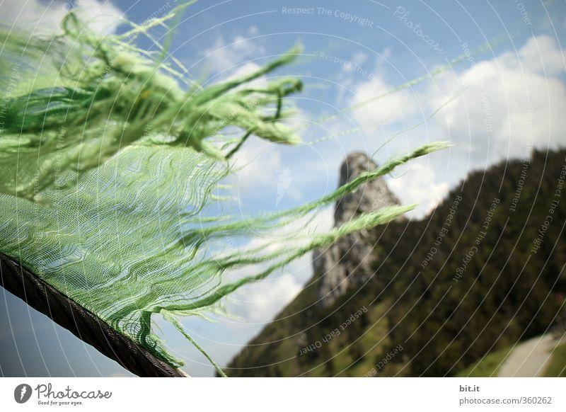 AST6 Inntal   fransig, zackig, sonnig Ferien & Urlaub & Reisen wandern Klettern Bergsteigen Umwelt Natur Landschaft Klima Wind Sturm Wald Felsen Alpen