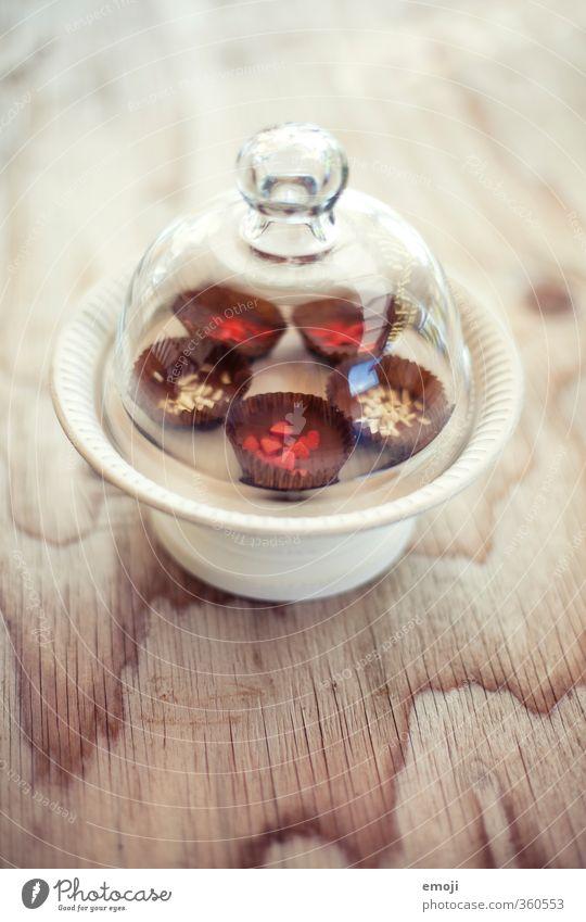 Pralinés Ernährung süß Süßwaren lecker Schokolade Dessert Konfekt Fingerfood Tortenplatte