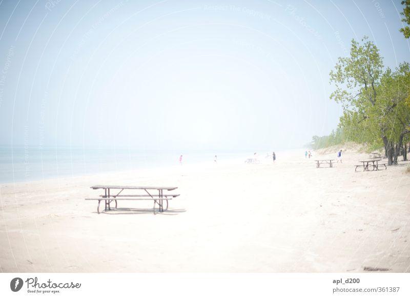Banken Wellness Freizeit & Hobby Ferien & Urlaub & Reisen Tourismus Ausflug Freiheit Sommer Sommerurlaub Sonne Strand Umwelt Natur Landschaft Sand Himmel