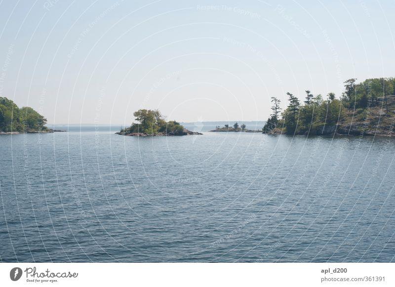 1000 und eine Insel Freizeit & Hobby Ferien & Urlaub & Reisen Tourismus Ausflug Abenteuer Kreuzfahrt Sommer Sommerurlaub fahren authentisch Bekanntheit nass