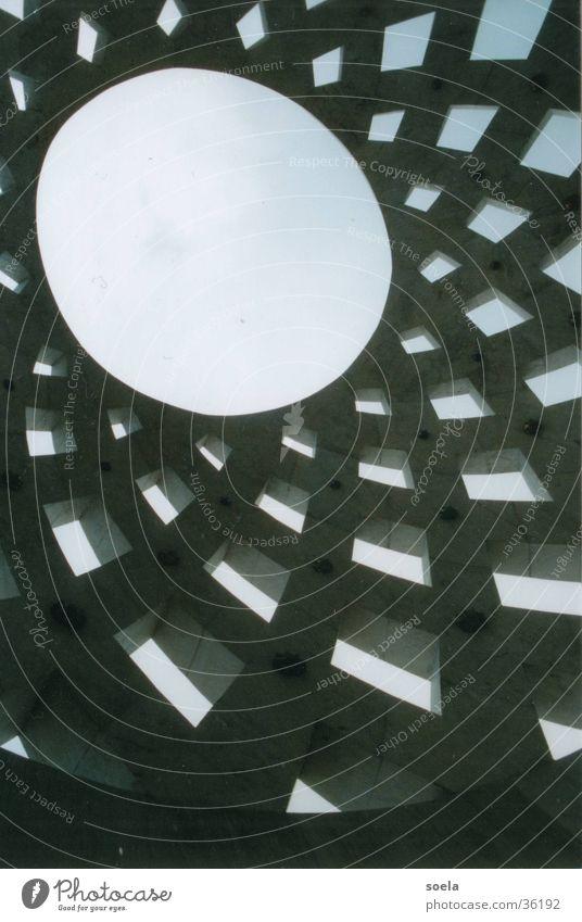 Formen Kuppeldach Fototechnik Strukturen & Formen Kreis Hell- dunkel Kontrast Stern (Symbol)