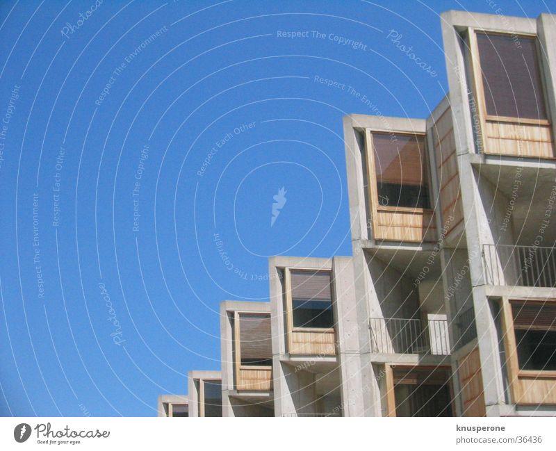 Salk_2 Kalifornien Beton Architektur USA Louis Kahn Salk Institute Interational Style