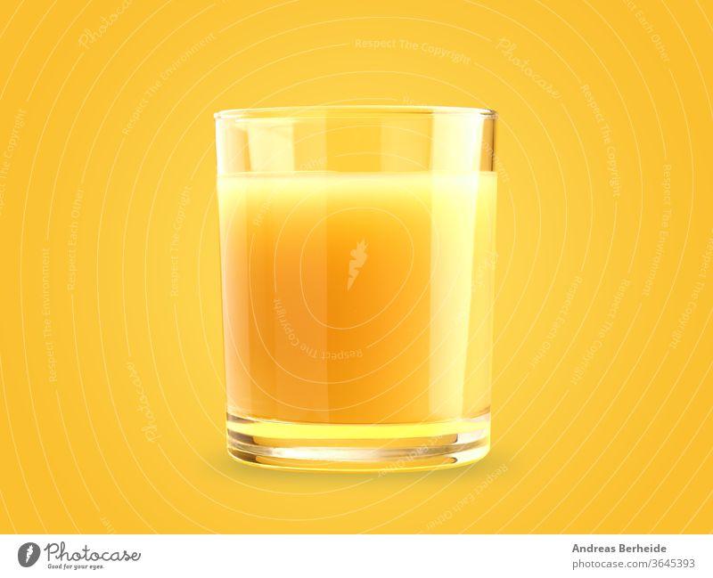 Glas leckeren Bio-Orangensaft Mandarine organisch trinken Kannen Objekt Lebensmittel Getränk saftig Erfrischung Container Früchte Wasser liquide gelb orange