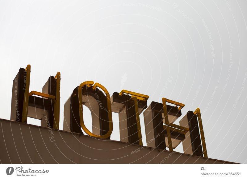 hotel Ferien & Urlaub & Reisen Tourismus Ausflug Ferne Städtereise Sommer Sommerurlaub Schriftzeichen Schilder & Markierungen Lebensfreude Vorfreude Sehnsucht