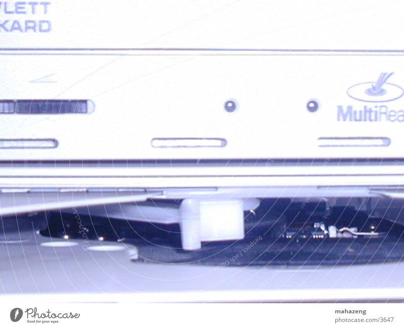 drive closeup Laufwerk Nahaufnahme Elektrisches Gerät Technik & Technologie DVD-RAM Writer