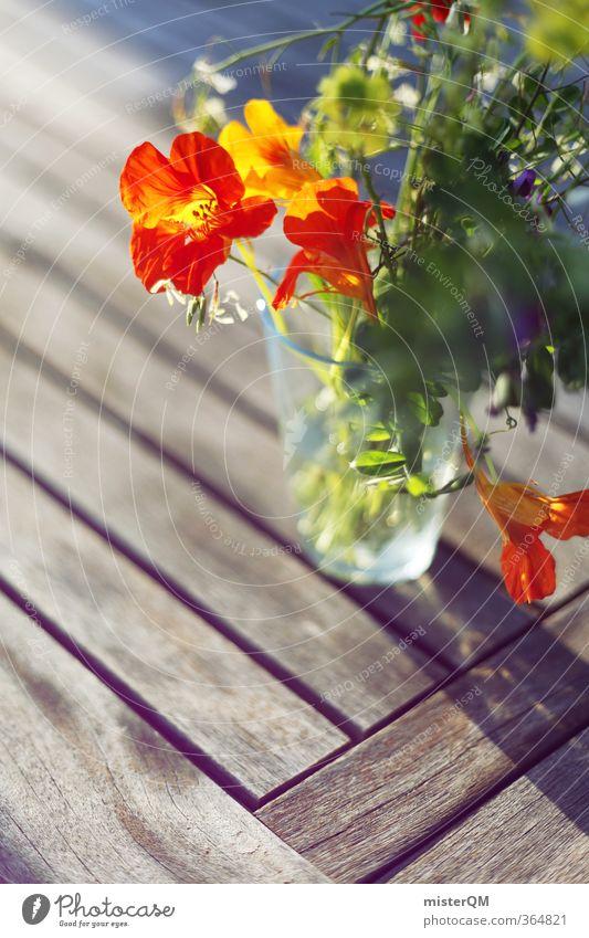 Blumengruß. Kunst ästhetisch Zufriedenheit Blumenstrauß Blumenwiese Blumenvase Blumenladen Dekoration & Verzierung ländlich Muttertag Glückwünsche Geburtstag