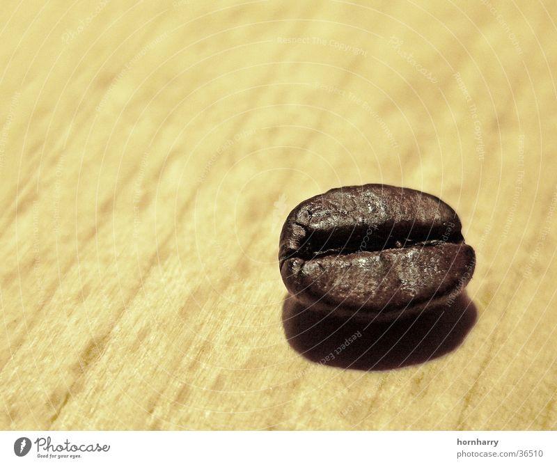 Nicht die Bohne Kaffee Italien Café genießen Holzbrett Espresso Bohnen Kaffeebohnen