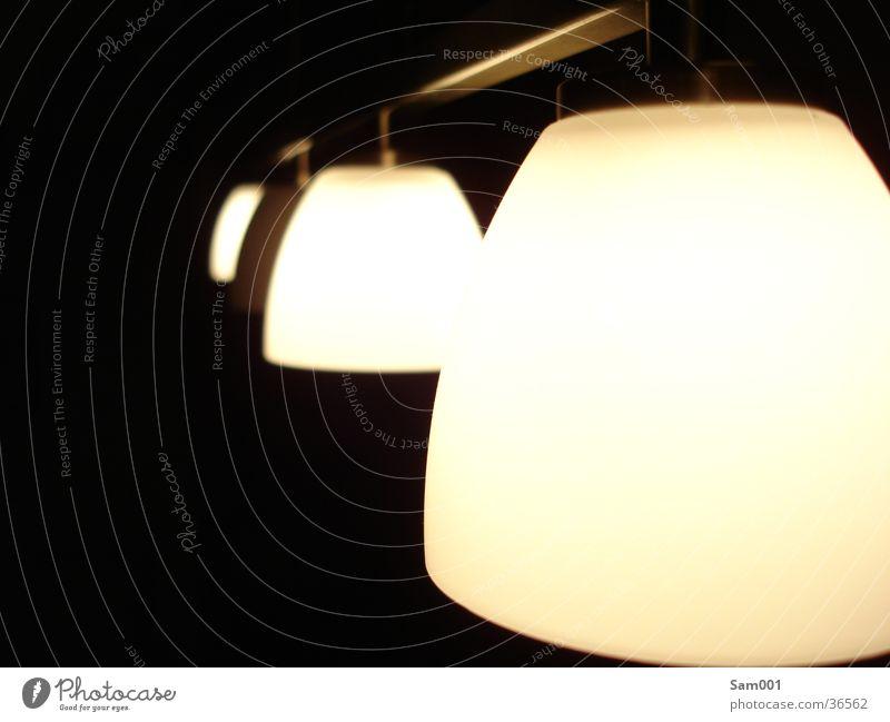 Wohnzimmerlampe Lampe hell Elektrizität nah Häusliches Leben Innenarchitektur Haushalt