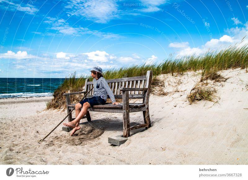 neptun Fröhlichkeit Spielen Zufriedenheit glücklich Glück Ostseeküste Tourismus Erholung Fischland-Darß Deutschland Mecklenburg-Vorpommern Sommer Spaß haben