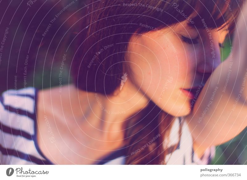 passion | 500 schön Körperpflege Haut Gesundheit Wohlgefühl Erholung ruhig Duft Mensch feminin Junge Frau Jugendliche Erwachsene Leben Kopf 1 18-30 Jahre Sommer
