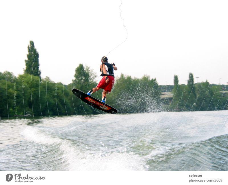 Fehlgriff Sport Wassersport