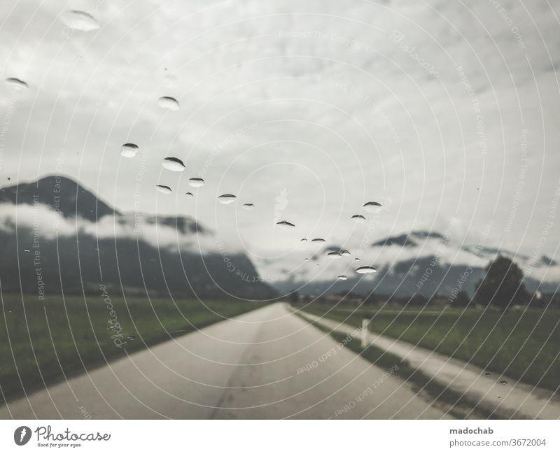 Im Frühtau zu Berge ... Gebierge Landschaft Natur Wolken Gipfel Himmel morgens Schneebedeckte Gipfel Berge u. Gebirge Gletscher Felsen Außenaufnahme Alpen