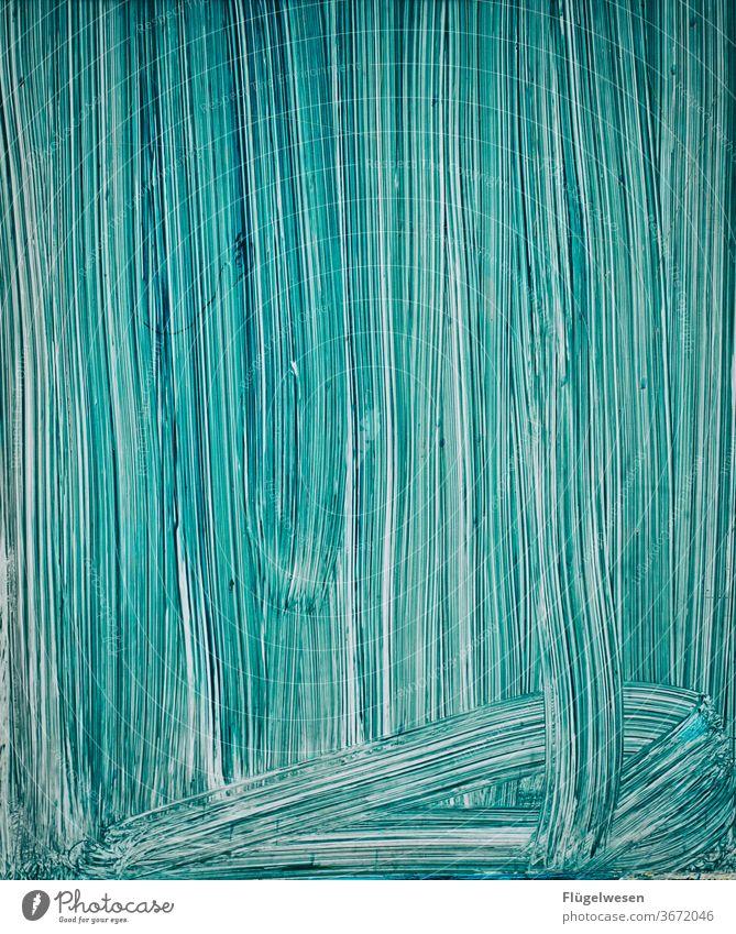 Überstreichen überstreichen Streichen - Aktivität malern Farbe farbenfroh Farbenspiel Farbenwelt Farben und Lacke Farbenmeer farbeffekt lackieren malerisch