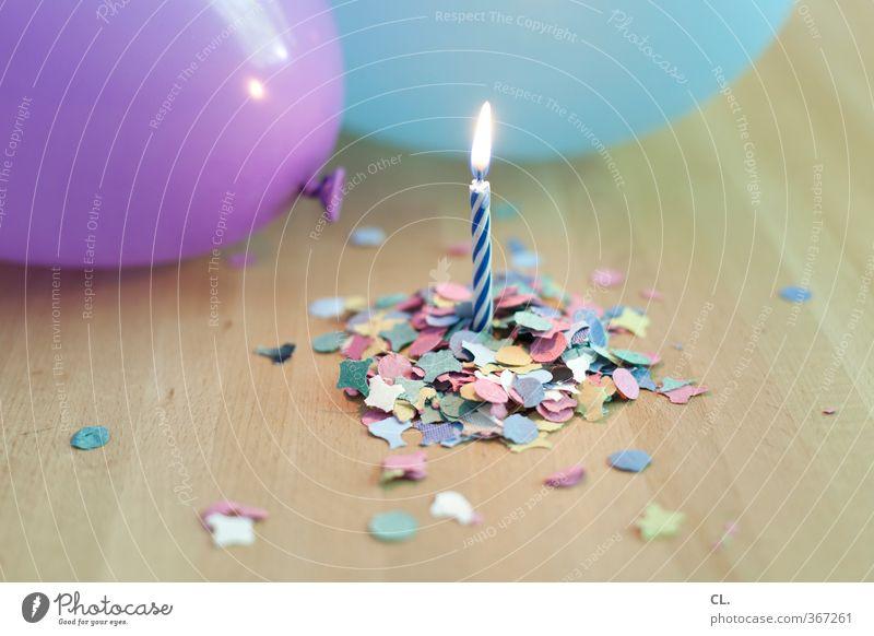 happy birthday Dekoration & Verzierung Tisch Raum Party Feste & Feiern Geburtstag Fröhlichkeit Freude Glück Lebensfreude Vorfreude Warmherzigkeit Sympathie
