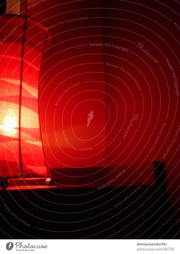 lounge-lampe Licht rot Lampe ruhig träumen Freizeit & Hobby Wärme Gefühle