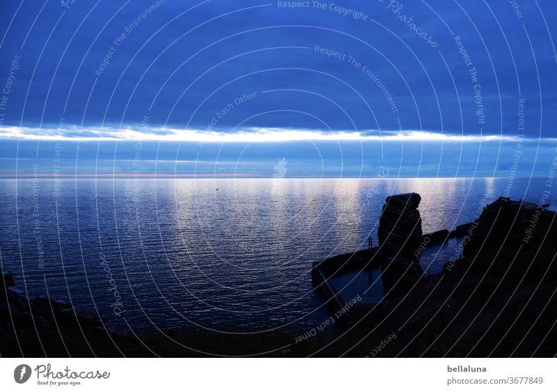 Lung Wai - die Lange Anna Meer Wasser Wellen blau Himmel Wolken Ferien & Urlaub & Reisen Küste Sommer Menschenleer Schönes Wetter Natur Ferne Farbfoto