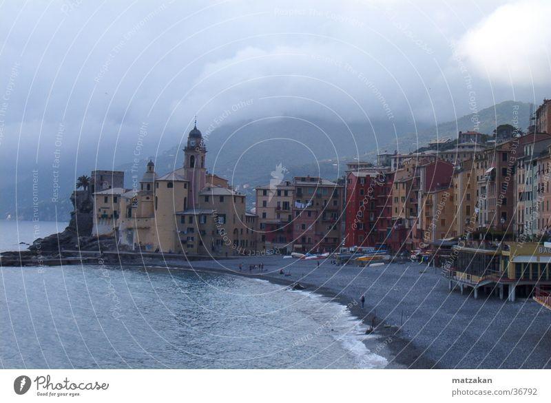 bella italia - ein Traum im Nebel Traurigkeit Regen Europa Italien Mittelmeer Meer