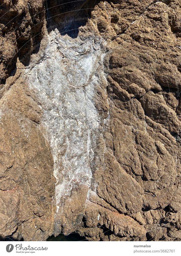 saltlake Salz Meer Stein verdunsten mittelmeer hitze sommer wasserdapf strucktur gewürz meerwasser verwittern Strand Urlaub freiheit