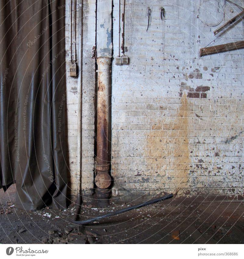 ut köln | clouth-werke | |||'||'__ Stadt weiß ruhig schwarz dunkel kalt Wand Bewegung Mauer Stein Sand Metall braun Arbeit & Erwerbstätigkeit trist Industrie