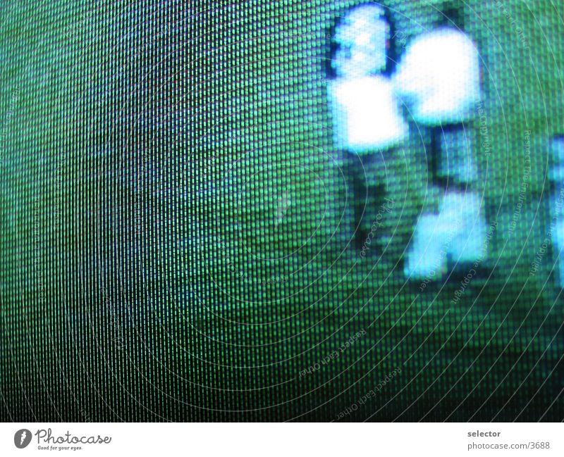 1-1 Fernsehen Sport Fußball screen