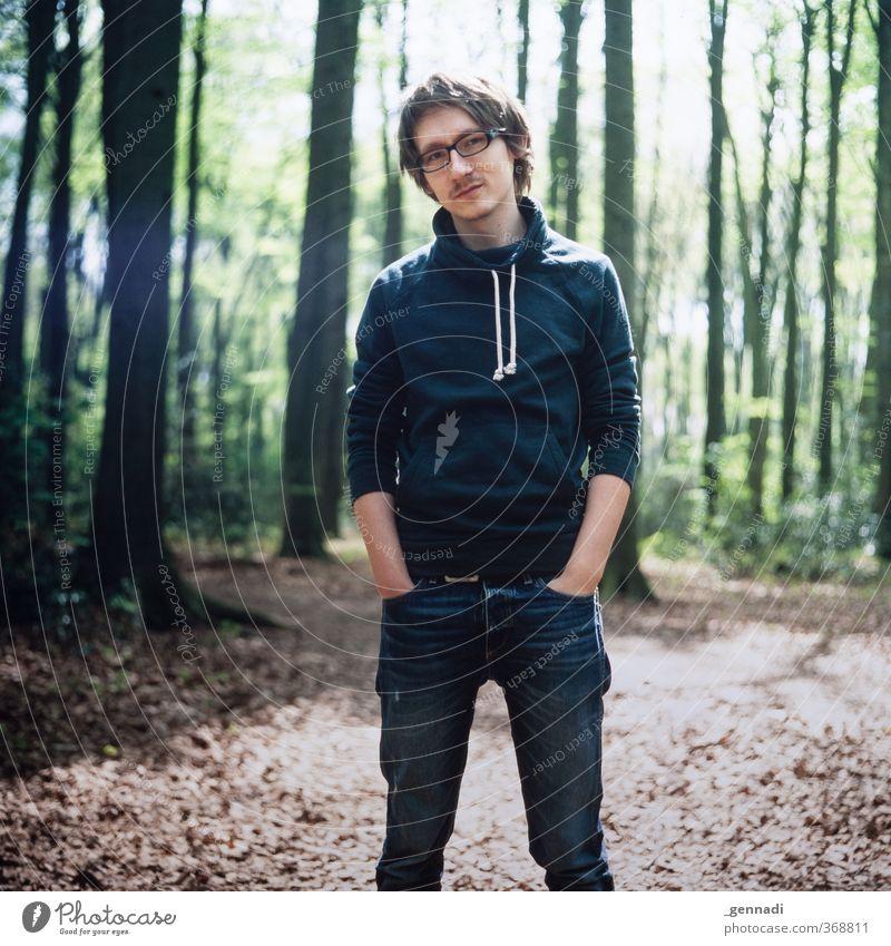 Arrrrhhh ;-) Freizeit & Hobby Mensch maskulin Junger Mann Jugendliche Erwachsene Körper 1 18-30 Jahre Mode Bekleidung Brille brünett langhaarig sportlich