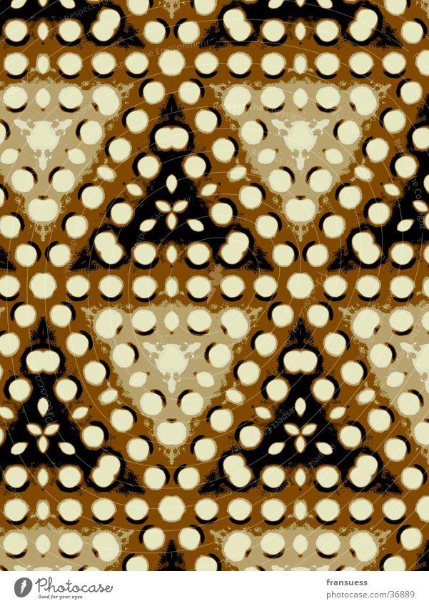 Struktur No.2 Muster Dreieck Fototechnik Sepia Strukturen & Formen