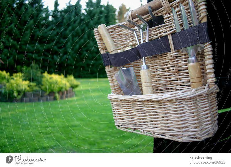 Gartenworks grün Tanne Handwerk Anlegestelle Werkzeug Schaufel