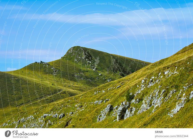 Cota 2000 im Bucegi-Gebirge, Sinaia, Rumänien Sibiu bucegi Natur Ökosystem Umwelt umgebungsbedingt Berge u. Gebirge bucegi berge Karpatengebirge Fogaras-Gebirge