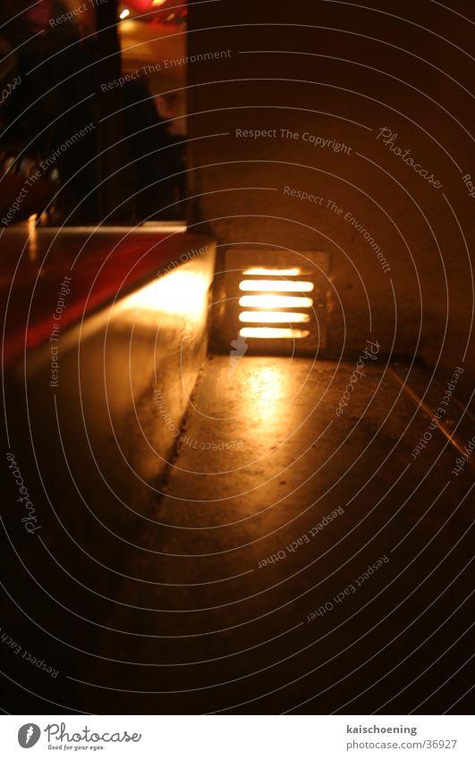 Stufenlight Wärme Stil Treppe modern Physik Club Anlegestelle Belichtung