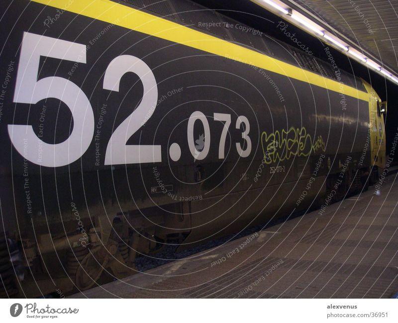 typo bahn Verkehr Eisenbahn Ziffern & Zahlen Typographie Güterzug