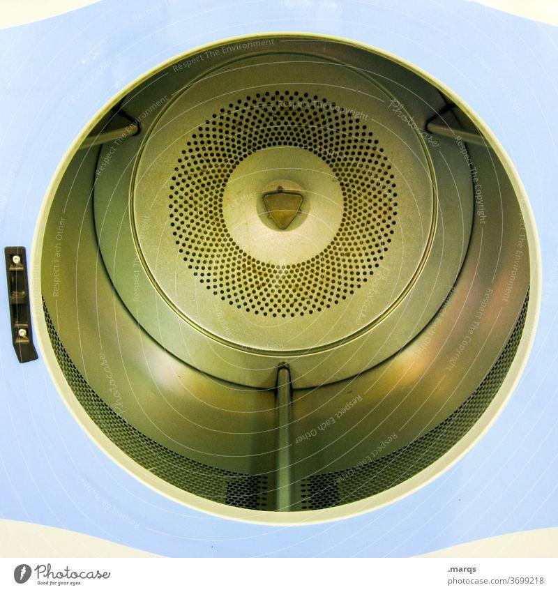Trockner Waschtag Wäsche waschen Elektrisches Gerät Industrie Wäschetrommel Wäschetrockner Waschmaschine Sauberkeit umweltschonend waschbar Nachhaltigkeit