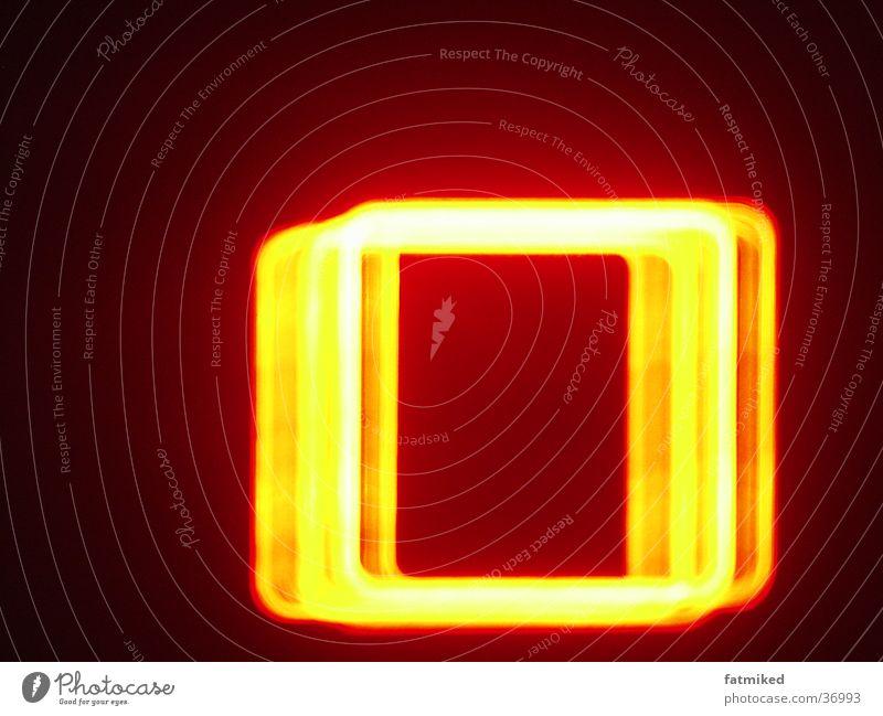 leuchtende Fahstuhltaste Beleuchtung Fahrstuhl Elektrisches Gerät Technik & Technologie Schalter