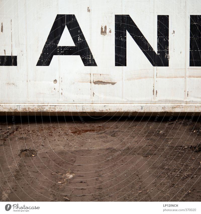 WILHELMSBURG | _ A N I Industrie Hafen Stahl Zeichen Schriftzeichen alt Design Container Containerterminal Güterverkehr & Logistik Wirtschaft Handel Lager AN