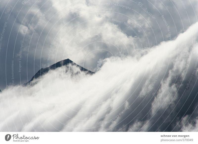 heiter bis wolkig Umwelt Natur Landschaft Pflanze Urelemente Erde Luft Wasser Wassertropfen Himmel Wolken Gewitterwolken Sommer Klima Klimawandel Wetter