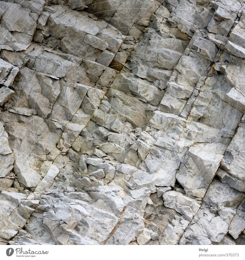 AST6 Inntal | Urgestein... Natur alt ruhig Umwelt Senior grau Stein natürlich Felsen außergewöhnlich braun authentisch gefährlich einfach Wandel & Veränderung