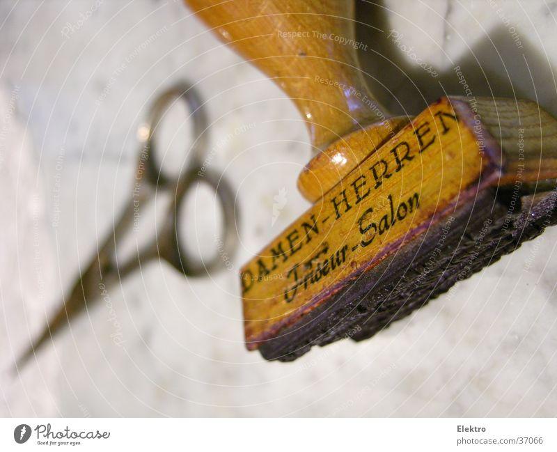 waschen, legen, fönen Dame Herr Friseursalon Stempel Schere Haare & Frisuren geschnitten Poststempel Haarschnitt Haarausfall Silhouette Rechnungen Quittung