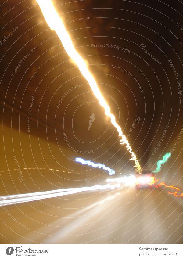 Gegenverkehr Verkehr Tunnel
