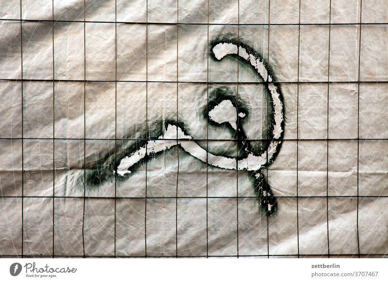 Hammer und Sichel / Revolutionstheorie alt altstadt antik architektur geschichte historie museal museum nordrhein-westfalen soest hammer sichel revolution