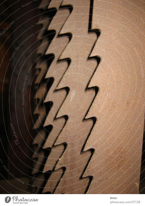 Säge Holz Handwerk Rost Sägeblatt