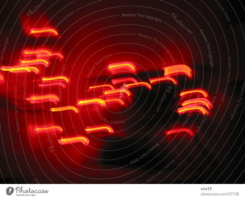 lightdance2 rot schwarz dunkel Bewegung Herz