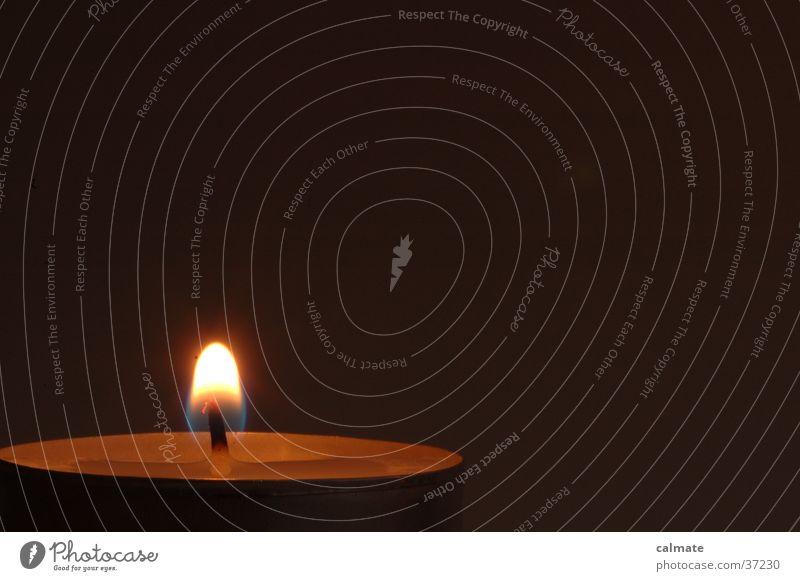 .:teeeeliechtli:. Teelicht dunkel Kerze Häusliches Leben Brand